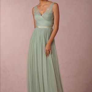 Anthropologie BHLDN Hitherto Fleur Dress